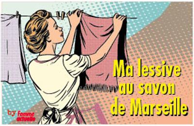 Lessive au savon de Marseille fait maison économique. - Jardi brico