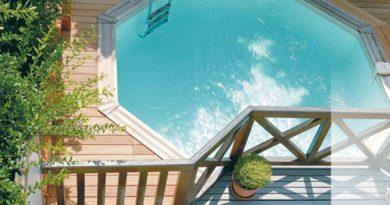 piscine bois wood-line