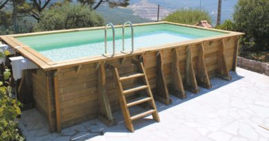 piscines bois DREAM-WOOD